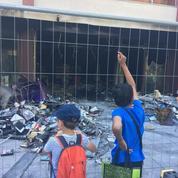 Seine-Saint-Denis : indignation après l'attaque à la voiture-bélier contre une médiathèque