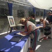 Des larmes et des souvenirs au Mémorial de la Shoah pour l'hommage à Simone Veil
