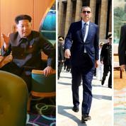 Kim Jong-un, Erdogan, Xi Jinping, Bachar el-Assad : la belle vie des dictateurs