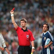 30 juin 1998 : David Beckham maudit par l'Angleterre après l'élimination face à l'Argentine