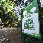 À Strasbourg, les parcs deviennent «sans tabac»