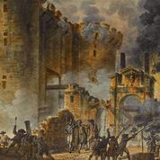 Ces journées capitales pour Paris: quand Beaumarchais regarde la prise de la Bastille