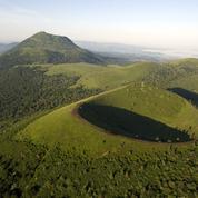 En Auvergne, la Chaîne des Puys enfin classée au patrimoine mondial par l'Unesco