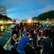 Foot, art et pop au bord de l'eau à Paris