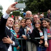 Macron: les limites d'une stratégie de communication