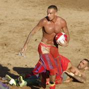 Coupe du monde 2018: plongez dans la finale du calcio storico, l'ancêtre florentin du football