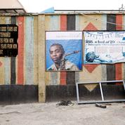Nigeria : Macron au Shrine, temple du «Black president»
