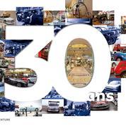 Musée de l'Aventure Peugeot : 30 ans déjà !