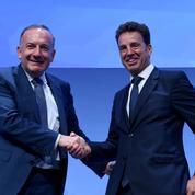 Medef: Geoffroy Roux de Bézieux élu nouveau patron des patrons