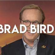 Les Indestructibles ,Ratatouille, Le Géant de Fer :Brad Bird nous révèle ses secrets de fabrique
