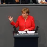 Commerce : Merkel veut éviter la «guerre» avec Trump