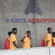 Débarqués du Lifeline ,51 demandeurs d'asile sont arrivés en France