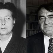 Claude Lanzmann et Simone de Beauvoir, «l'amour fou»