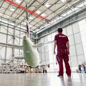 Le marché aéronautique s'envole dans la stratosphère