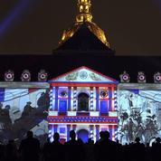 La Grande Guerre illumine la Nuit aux Invalides