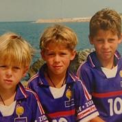 Quand les frères Hazard posaient avec le maillot de Zidane