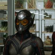 Ant-Man et La Guêpe en tête du box-office nord-américain