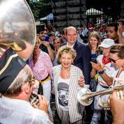 Pour ses 90 ans, Bruxelles dédie un parc à la chanteuse belge Annie Cordy