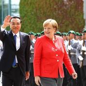 Face à Washington, Pékin cherche des alliés à Berlin