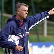 10 juillet 1998 : les Bleus s'entraînent à huis clos et réclament davantage de ferveur