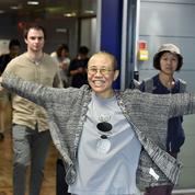 La veuve du dissident Liu Xiaobo enfin libre