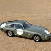 Aston Martin DP 215, la GT anglaise la plus chère au monde