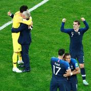 Coupe du Monde 2018 : 19,1 millions de téléspectateurs devant la demi-finale des Bleus