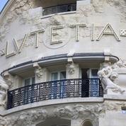 Visite guidée du Lutetia avant son ouverture officielle