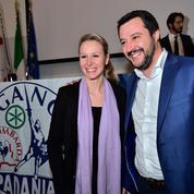 Marion Maréchal en Italie pour parler «invasion barbare, souveraineté et pouvoir»