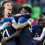 «Le rêve est encore possible», l'émotion des Bleus sur Twitter après leur qualification