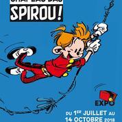 Spirou fête ses 80 ans en grande pompe à Saint-Malo