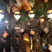 Sédatifs, violents courants, goulots d'étranglement: les secrets de la «mission impossible» de la grotte thaïlandaise