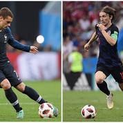 Au jeu de la puissance économique la France l'emporte sur la Croatie par 48 à 1