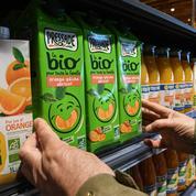Certains jus de fruits seraient plus sucrés que les sodas