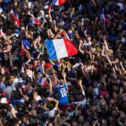 Coupe du monde 2018: où voir la finale France-Croatie à Paris?