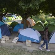 À Nantes, la municipalité doit gérer un «petit Calais»