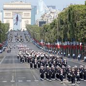 Un défilé du 14Juillet sous le thème de la «fraternité d'armées»
