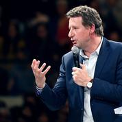 Yannick Jadot (EELV) désigné tête de liste pour les européennes