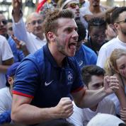 Coupe du monde : 19,3 millions de Français devant la victoire des Bleus
