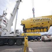 Le sous-marin Nautile sera mis à la casse vers 2024