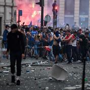 Débordements à Paris après la victoire des Bleus : 31 personnes toujours en garde à vue