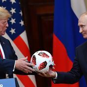 Helsinki : Comment Trump a refusé une deuxième guerre froide