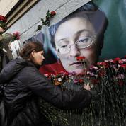 Meurtre de la journaliste Anna Politkovskaïa : la Russie condamnée par la CEDH