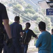 Migrants : le préfet nie les contrôles «au faciès et à l'odeur» à Menton
