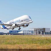 Le Beluga XL prêt à accompagner la montée en cadence d'Airbus