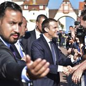 Pourquoi l'Élysée a bien failli ne pas pouvoir licencier Alexandre Benalla