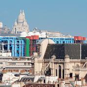Le Centre Pompidou, la métamorphose d'une raffinerie bariolée en icône