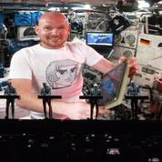 Kraftwerk joue un concert en direct avec un astronaute de la Station spatiale internationale