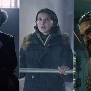 Glass ,Aquaman ,Godzilla ... Les bandes-annonces dévoilées au Comic Con