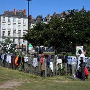 Nantes : le campement de migrants en centre-ville a été évacué
